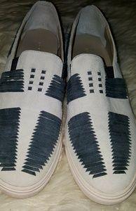 Lori Goldstein slide shoes
